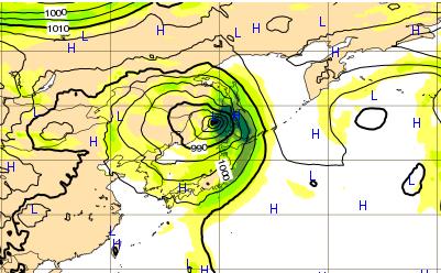 台風21号ヨーロッパ最新情報20180905_0903