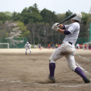 習志野高校 野球部 練習試合